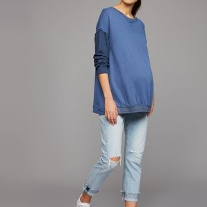 Citizens of Humanity Cropped Maternity Jeans 26